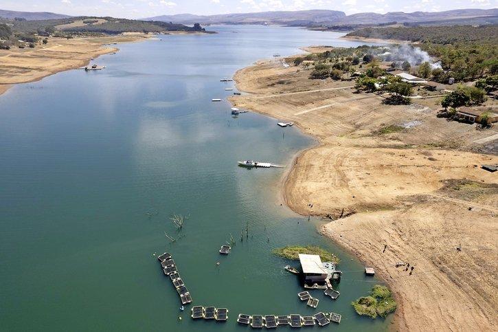Le Brésil manque cruellement d'eau