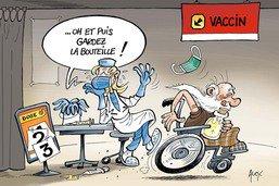 Vaccination: encore une dose