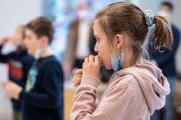 Vaccination obligatoire pour les enseignants: non dit leur syndicat