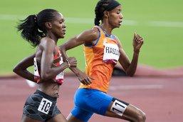 La fusée Thompson-Herah, Kambundji remporte le 200 m