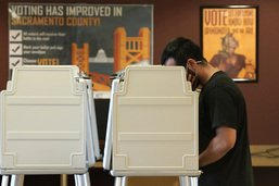 Californie: victoire pour le camp démocrate et le gouverneur