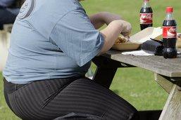 Le nombre d'Etats américains avec un fort taux d'obésité en hausse
