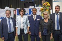 PLR: Luisier, Moret et Borloz sur le ticket pour le Conseil d'Etat