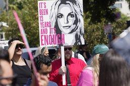 Un tribunal retire la tutelle de Britney Spears à son père