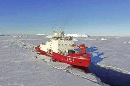 L'Empire du Milieu à l'assaut des pôles
