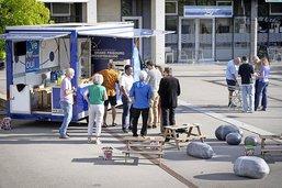 Coup d'arrêt au Grand Fribourg