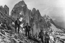 L'âge d'or de l'alpinisme fribourgeois