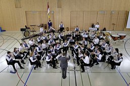 Un giron des musiques en Veveyse