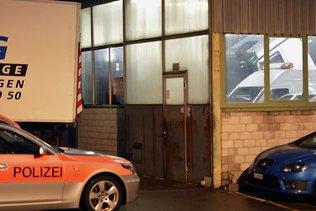 Un tué et plusieurs blessés dans une station-service lucernoise