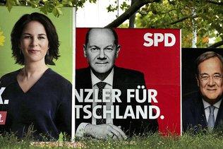 Les sociaux-démocrates donnés légèrement en tête aux élections