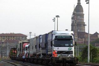 """Convoi de RAlpin refoulé par l'Italie, faute de """"green pass"""""""