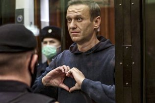 L'opposant russe Alexeï Navalny lauréat du prix Sakharov 2021