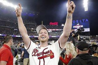 Les Braves défieront les Astros en World Series